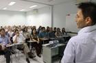 Palestra SAT CF-e com auditor fiscal Renato Hama