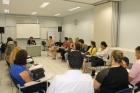 Reunião sobre abertura em feriados com dr. Flavio Mazzeu