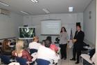 Palestra sobre Mídias Sociais com Carmen Vera Rodrigues