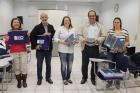 Reunião Nici - entrega de kits
