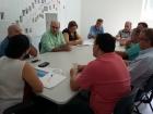 Reunião Prefeitura - Enchentes