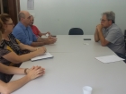 Reunião Secretaria de Planejamento e Desenvolvimento