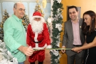 Casa do Papai Noel 2018 - inauguração