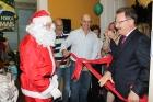 Inauguração Casa do Papai Noel
