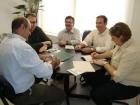 Assinatura Termo de Parceria com Unimed Itatiba