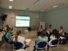 Reunião de representantes da FACESP na AICITA