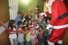 Inauguração Casa do Papai Noel e Enfeites de Natal 2010
