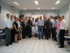 Reunião AICITA, Prefeitura, Mercados - Cartão ACCredito Alimentação
