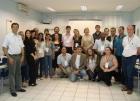 Visita CACB - Comitiva Internacional