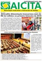 Informativo AICITA Abril 2015