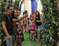Casa do Papai Noel da Aicita já tem mais de 10 mil visitantes