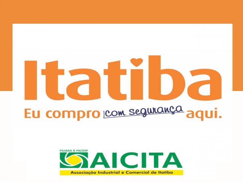 Aicita adapta campanha institucional para estimular compras com segurança