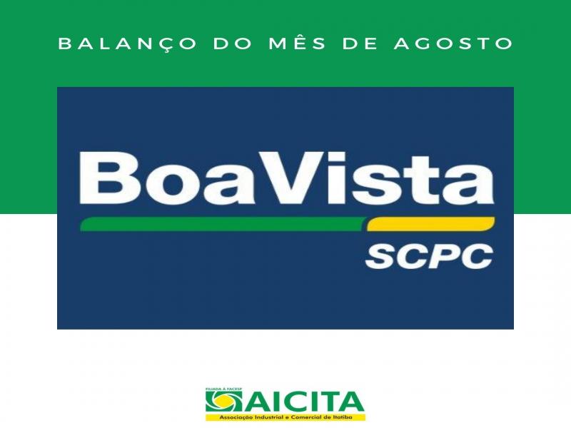 Agosto tem o dobro de nomes limpos no SCPC da Aicita
