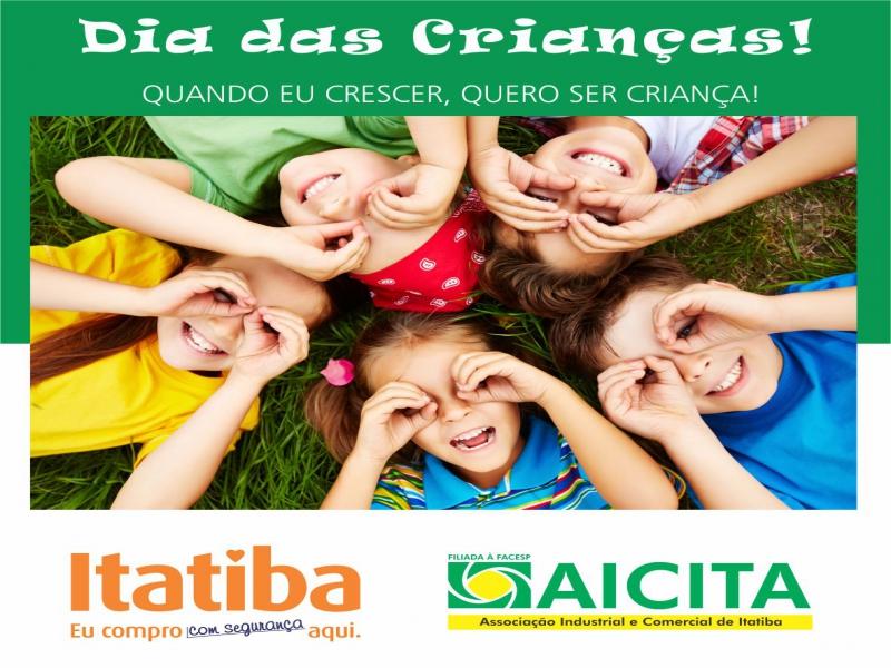 Aicita lança campanha digital de Dia das Crianças para impulsionar vendas de associados