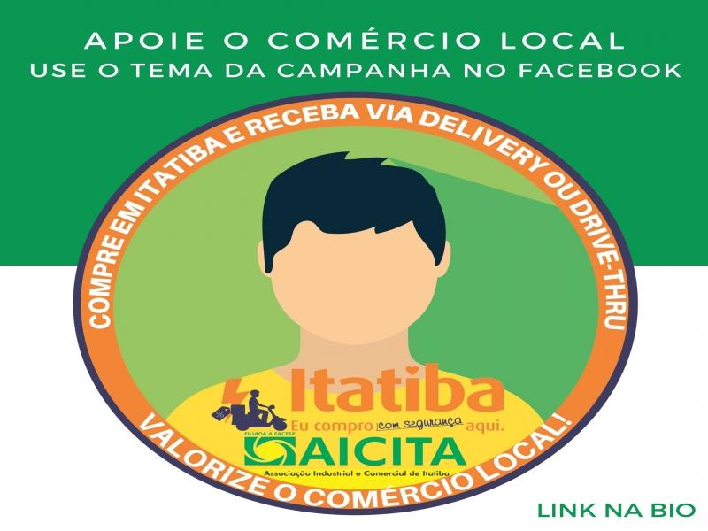 Aicita incentiva Itatiba Eu Compro Aqui para valorizar empresas locais na pandemia