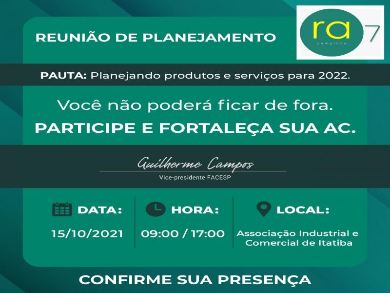 Aicita sediará nesta sexta-feira a reunião regional da Facesp